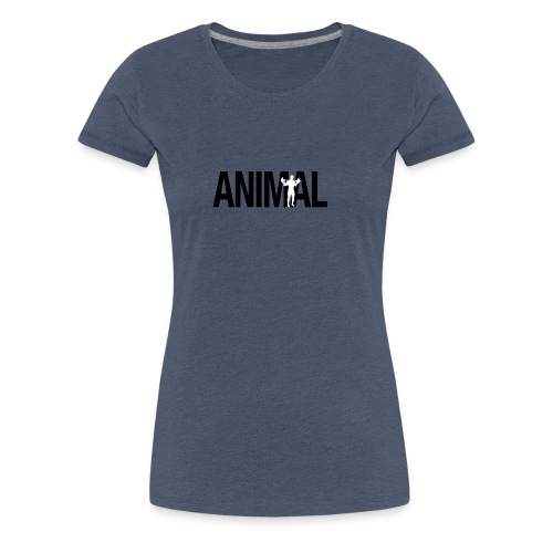 ANIMAL - Frauen Premium T-Shirt