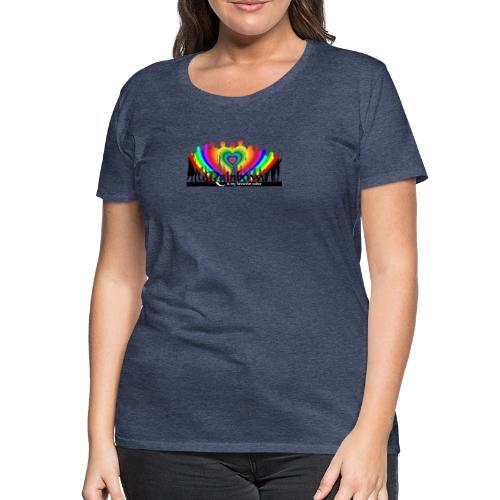rainbow is my favorite color - Frauen Premium T-Shirt