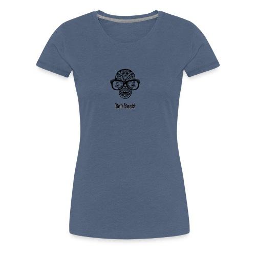 Koppige - Ben Beest - Vrouwen Premium T-shirt