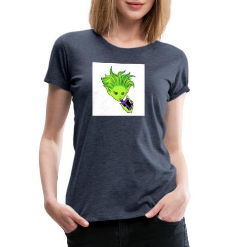 fairy vape store - T-shirt Premium Femme