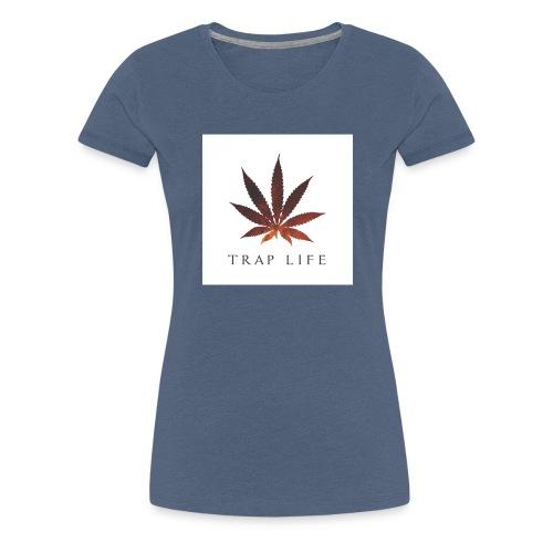 traplife - Camiseta premium mujer