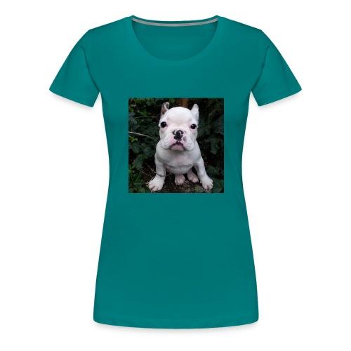 Billy Puppy 2 - Vrouwen Premium T-shirt