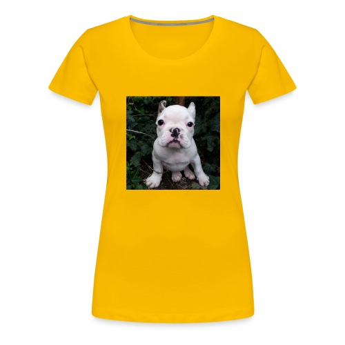 Billy Puppy 2 - Vrouwen Premium T-shirt