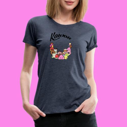 Kawaii - Süssigkeiten Sweets - Frauen Premium T-Shirt