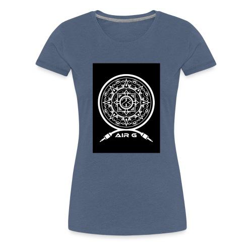 Logo Air G 23 tribe - T-shirt Premium Femme
