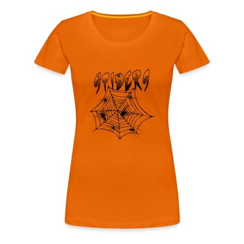 Spiders - Naisten premium t-paita