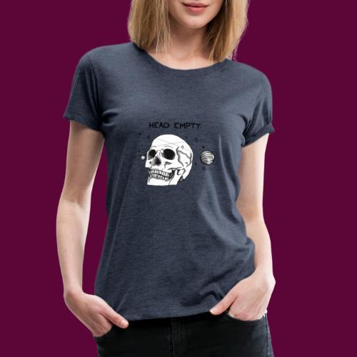 Empty Head - Women's Premium T-Shirt