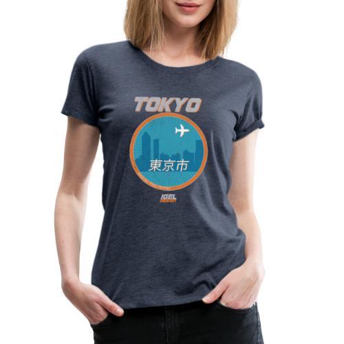 Tokyo - Frauen Premium T-Shirt