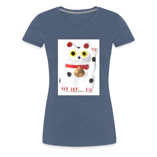 luckycat - Women's Premium T-Shirt