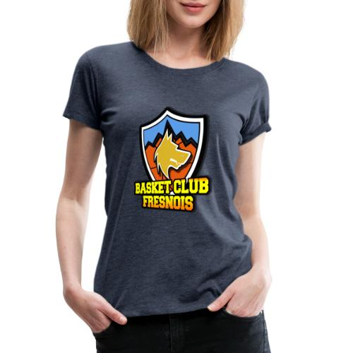 Logo 2018 - T-shirt Premium Femme