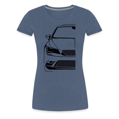 CAR-F-0101020-000-100-0 - Frauen Premium T-Shirt