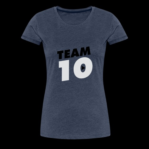 Team10 logo - Women's Premium T-Shirt