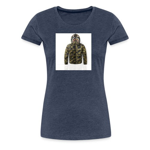 38AB183F FD38 4775 8761 1C85A6A9B467 - T-shirt Premium Femme