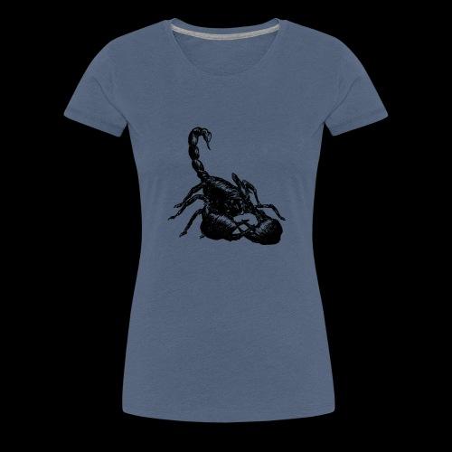Nether Scorpion - Maglietta Premium da donna