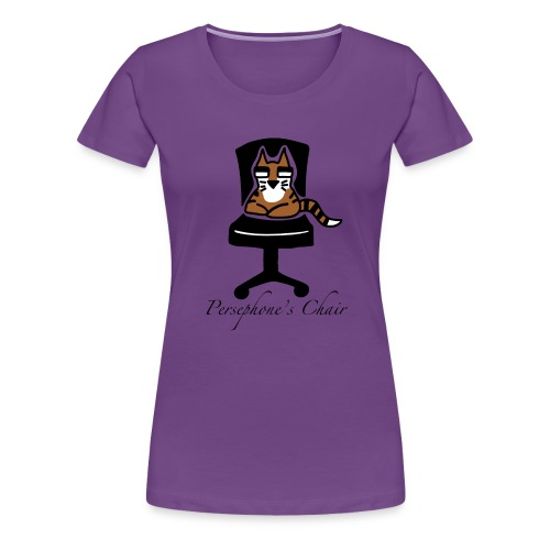Persephone's Chair - Women's Premium T-Shirt