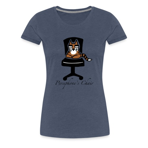Persephone's Chair - Women's Premium T-Shirt