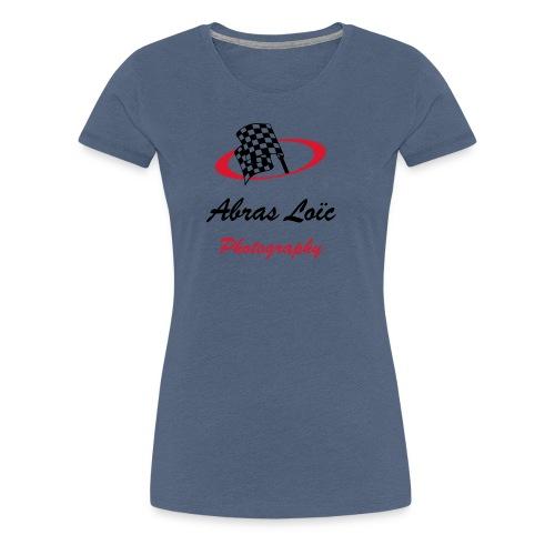 Abras Loïc Photography - T-shirt Premium Femme