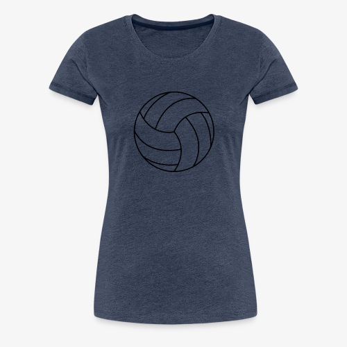 pallavolo - Maglietta Premium da donna