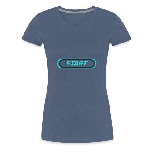 START - T-shirt Premium Femme