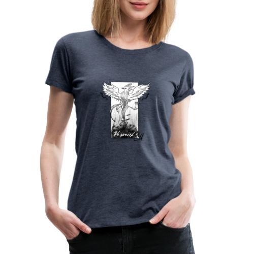 Fenice - Maglietta Premium da donna