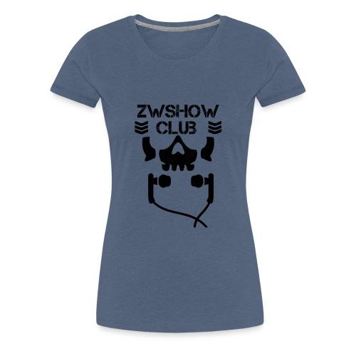 ZW Show Club - Black - Maglietta Premium da donna