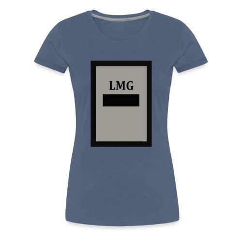 LAMOND- G collection no.7 Divide - Women's Premium T-Shirt