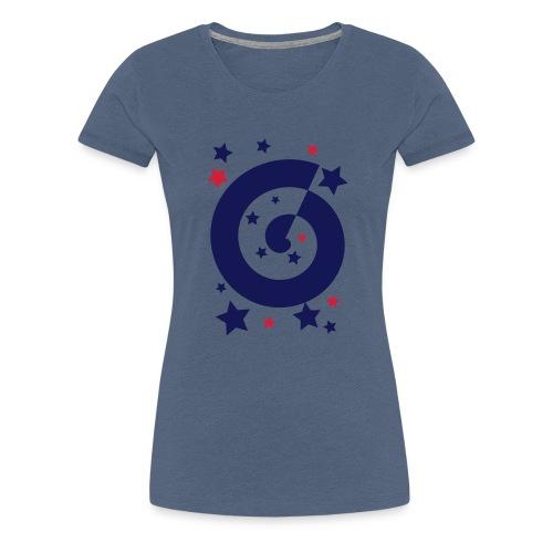 etoile - T-shirt Premium Femme