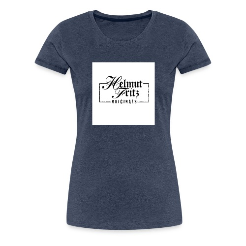 tampon - T-shirt Premium Femme