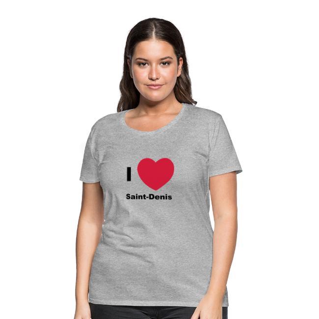 i love saint denis