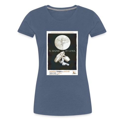 Il Sogno di Luna - Maglietta Premium da donna