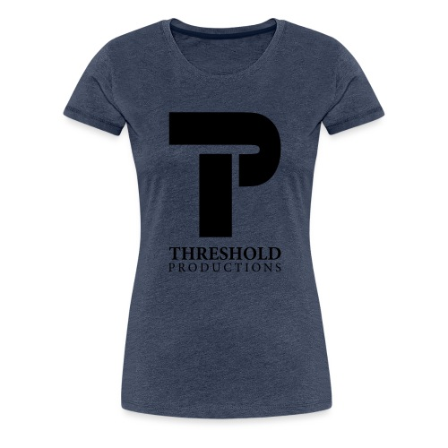 Threshold Productions ECO - Premium-T-shirt dam