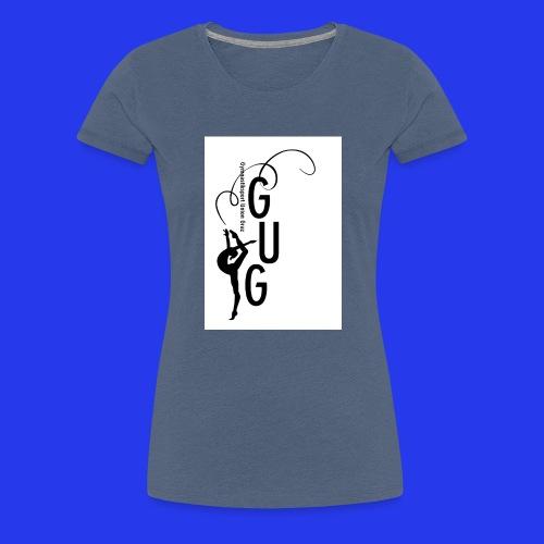 GUG Logo - Frauen Premium T-Shirt