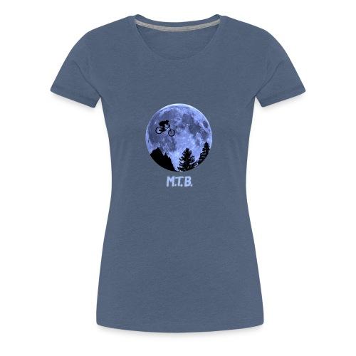 M.T.B. - Women's Premium T-Shirt