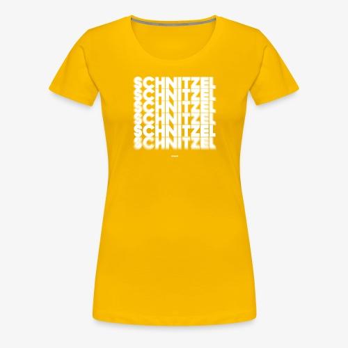 SCHNITZEL #02 - Frauen Premium T-Shirt