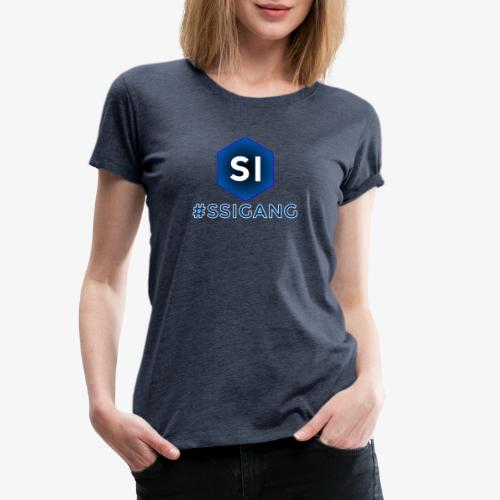 SSI GANG - T-shirt Premium Femme
