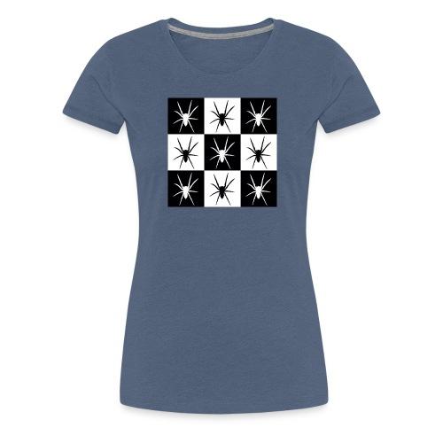 Spider 1jpeg - T-shirt Premium Femme