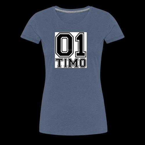 timo - Vrouwen Premium T-shirt