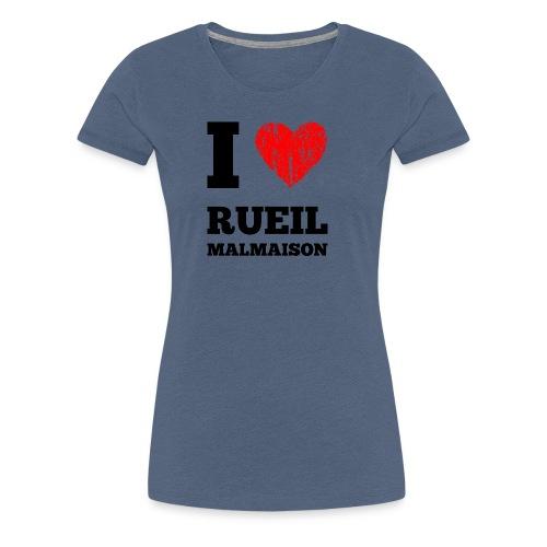RUEIL MALMAISON - T-shirt Premium Femme