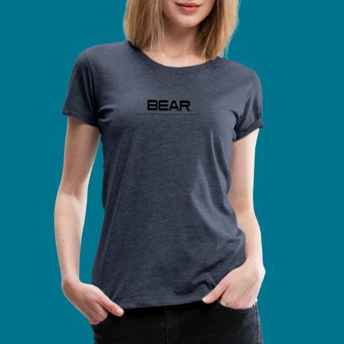 BEAR Battle Encounter Assault Regiment - T-shirt Premium Femme