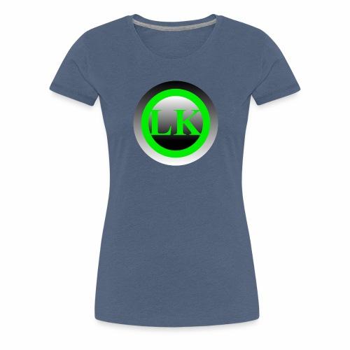 New Logo LK - Women's Premium T-Shirt