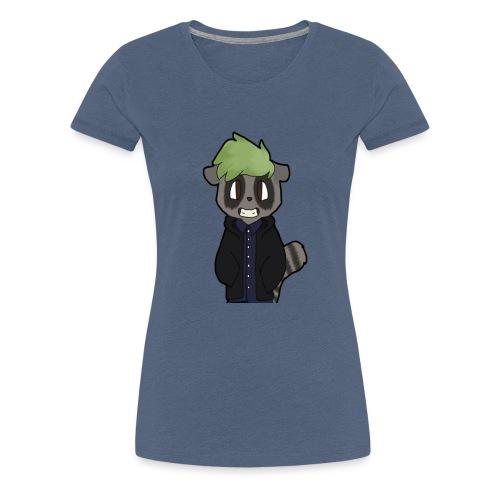 Mabron B - Dame premium T-shirt