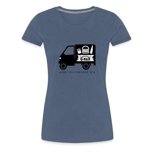 ape solo neu - Frauen Premium T-Shirt