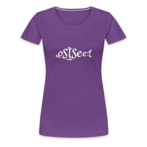 Ostsee-Fisch - Frauen Premium T-Shirt