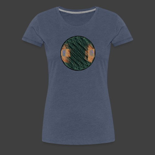 Ball - Women's Premium T-Shirt
