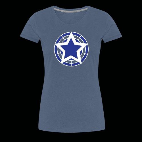 Stern Logo - Frauen Premium T-Shirt