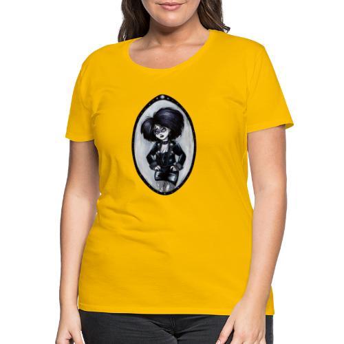 Trad Goth Art by E. R. Whittingham - Women's Premium T-Shirt