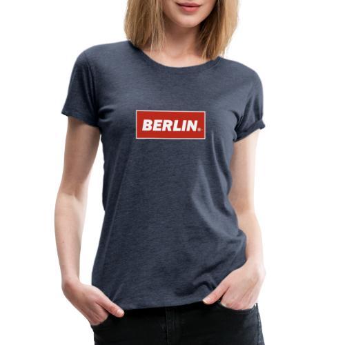 Berlín - Camiseta premium mujer