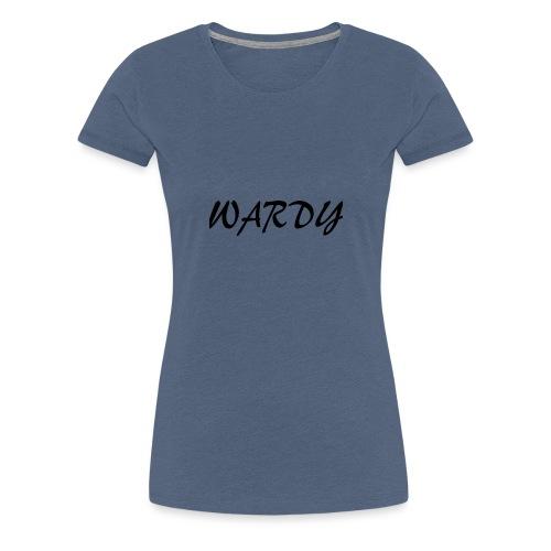 Wardy T - Shirt - Women's Premium T-Shirt