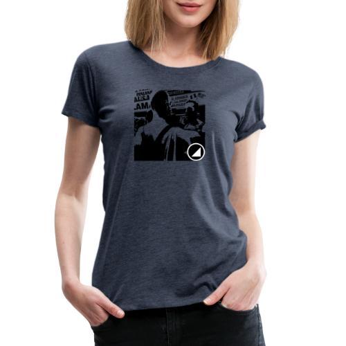 BULGEBULLFSE5 - Women's Premium T-Shirt