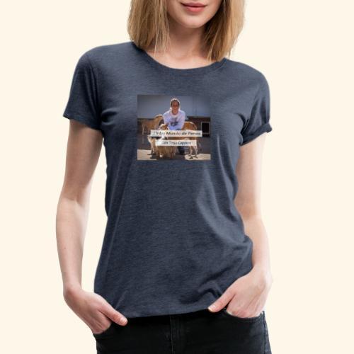 en un mundo de perros con borja capponi - Camiseta premium mujer